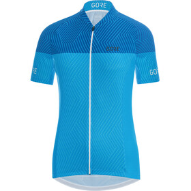 GORE WEAR C3 Optiline Jersey Women dynamic cyan/ciel blue
